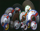 Depressed Center Wheels, Flap Wheels, Flap Discs, etc..